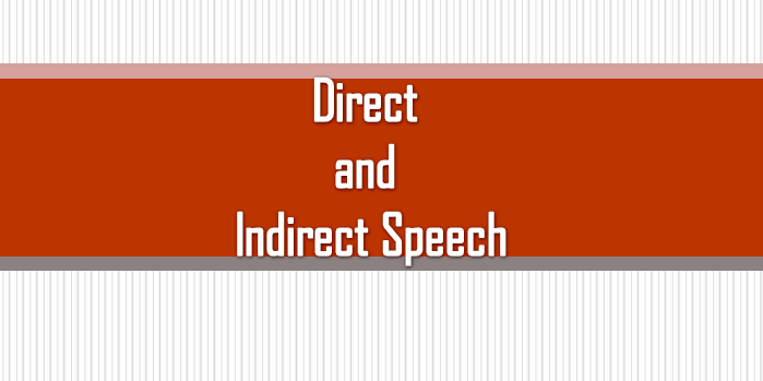 Direct and Indirect Speech Exercises for Class 8 with Answers, www.simplifyconcept.com
