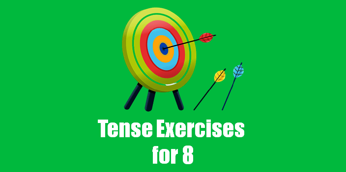 Tense Exercises for Class 8 with Answers, www.simplifyconcept.com